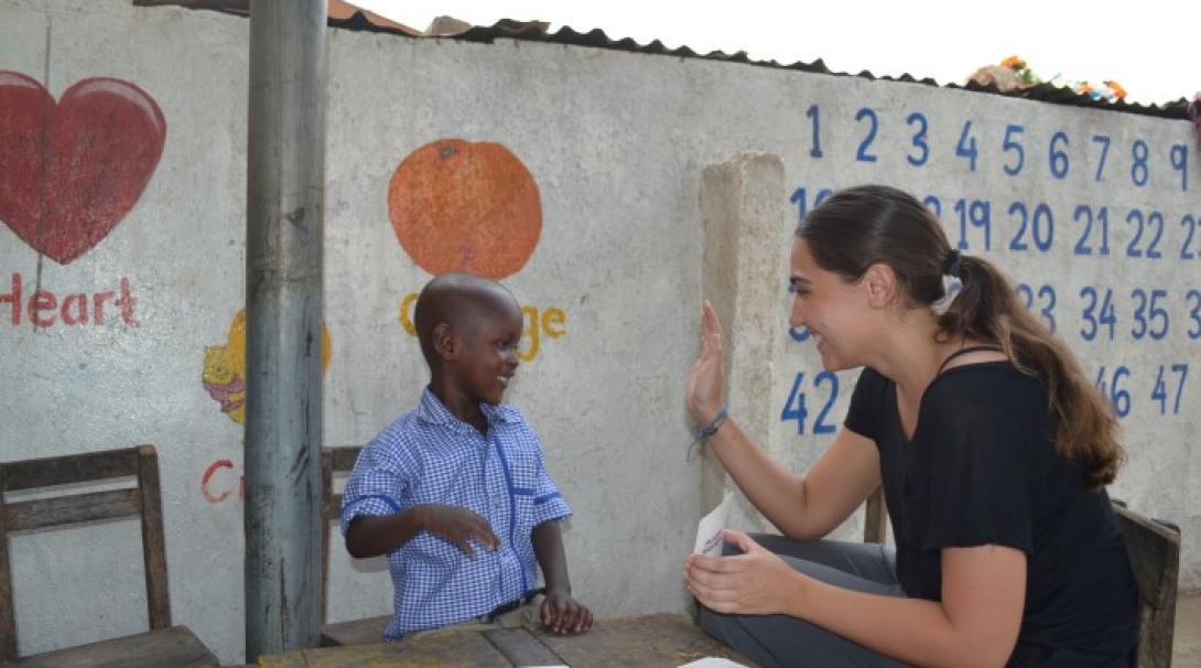 Childcare in Ghana